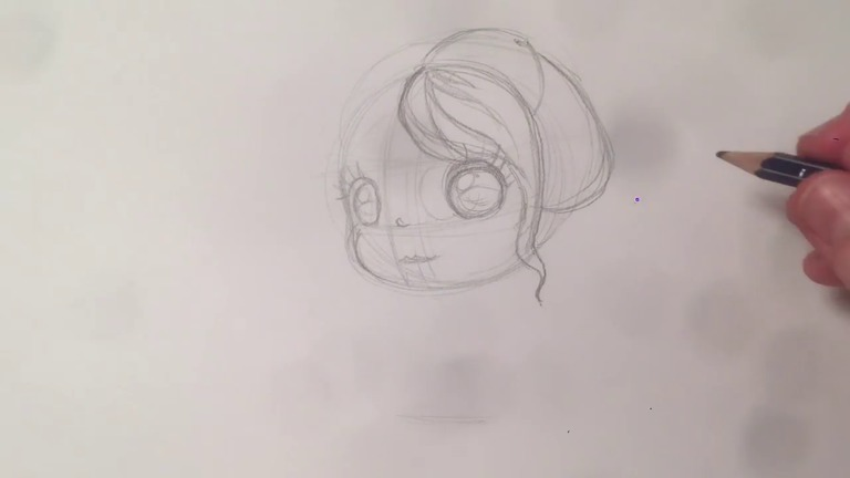 Harley Quinn Chibi Step By Step Drawing Lesson Learn How