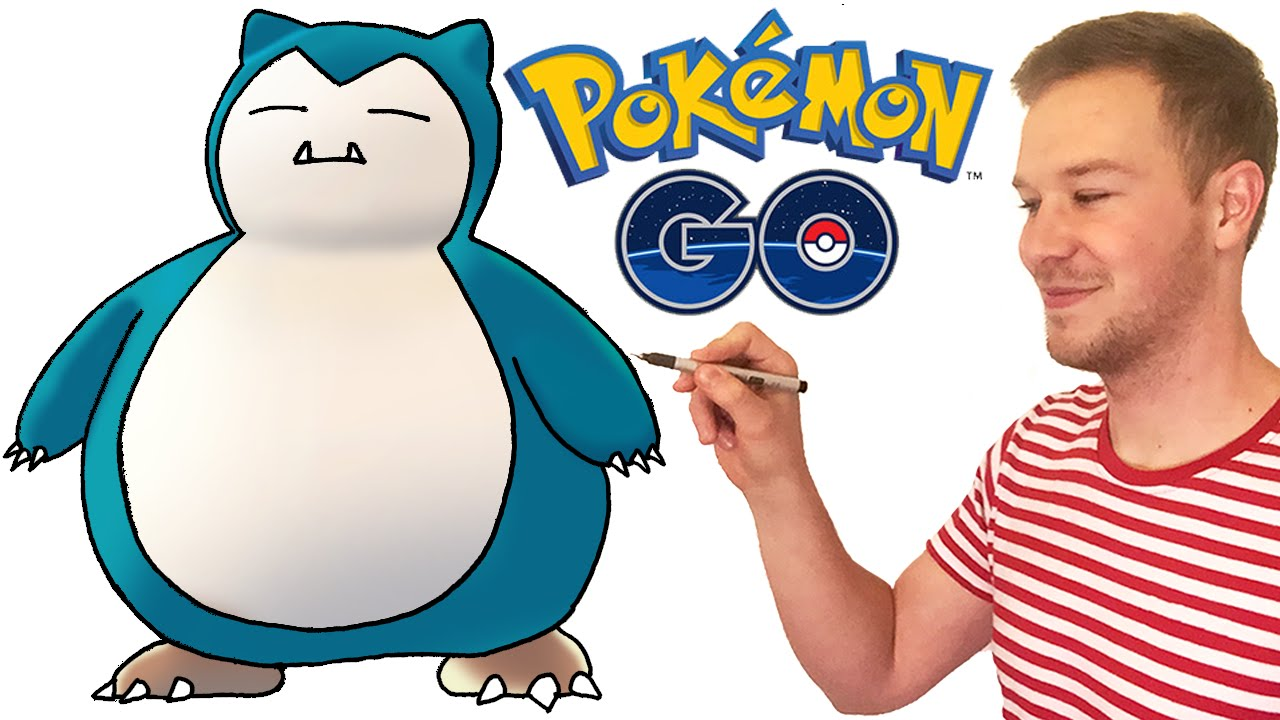 Snorlax Pokemon Go Pokedex Images