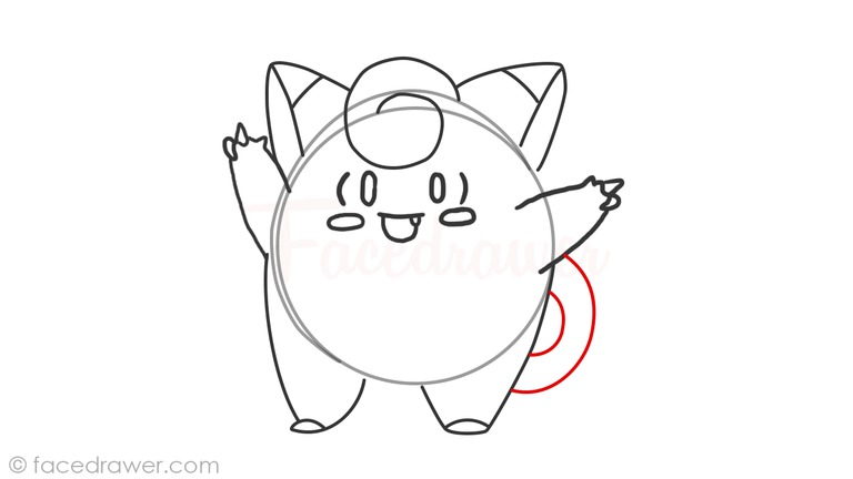 how-to-draw-clefairy-pokemon-step-10