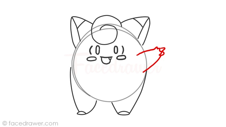 how-to-draw-clefairy-pokemon-step-8