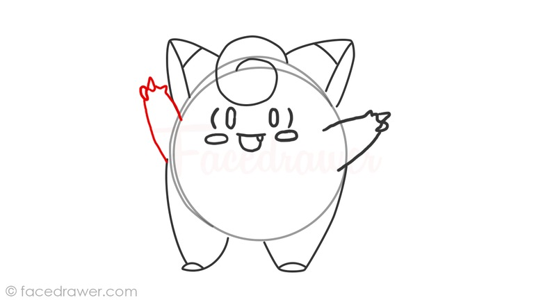 how-to-draw-clefairy-pokemon-step-9